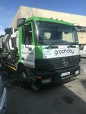 Recycling Drainage  Tanker