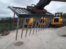 Heavy Duty Silage Forks