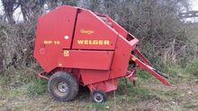Used WELGER W.MAC RP