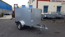 Used BOX TRAILER / T