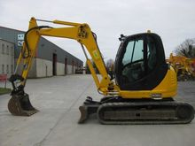 2006 JCB 8080 Midi Excavator