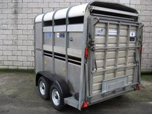 Used TA5 8' x 5'' x 6' Ifor Wil