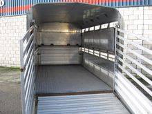 Used DP120 12' x 6'6'' Ifor Wil
