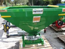 NEW AGRIONAL SINGLE DISC FERT S