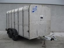 Used TA510 12 x 5'10''  Ifor Wi