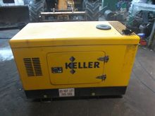 Super Silent JCB Generator 12.3