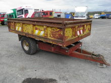 Used SINGLE AXLE DRO