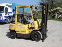 1999 Hyster H2.5XM