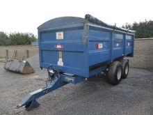 Marston 10 Ton Grain Trailer Su