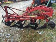 Bamford Kverneland Plough - UK