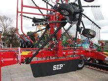 New SIP Twin rotor Rake