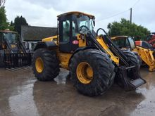 2006 JCB 414S Loading Shovel