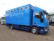IVECO Truck 2008 Horsebox