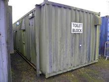 30X10 ANTI VANDAL TIOLET BLOCK