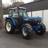 1992 Ford new Holland 7840