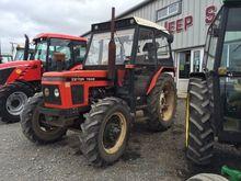 Used Zetor 7245 - UK
