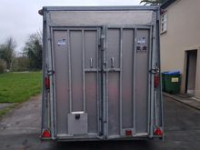 Ifor Williams Box Van