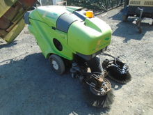 Green Machine 414 Sweeper