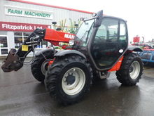 2010 Manitou MLT627