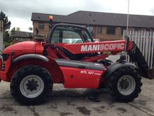 2006 Manitou MLT627 Telescopic
