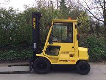 Used Hyster Diesel F