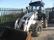 2008 JCB Excavator with Rock Br