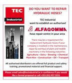 Hydraulic hose repair agent req