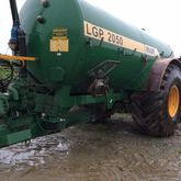 Major 2050 gal Slurry Tanker