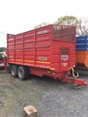 Redrock 18ft Grain and Silage