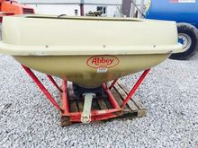 Abbey Fertiliser Spreader - Min