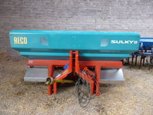 Sulky Reco X36 Fertiliser Sprea