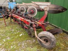 4 Furrow Reverible plough Agrol