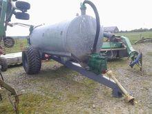 Used Slurry tank in