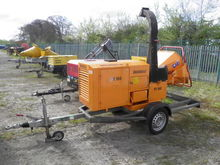 VANDAELE TV160 WOOD CHIPPER FOR