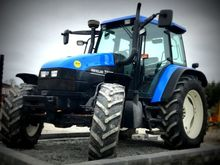 New Holland TS115 - UK Import-