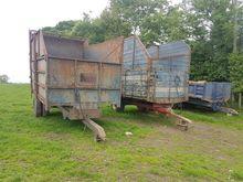 Silage trailer