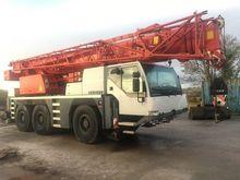LIEBHERR LTM 1055/1 55 TON 6x6x