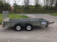 Ifor Williams 12'x5' general pu