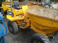 Thwaites 3 tonne Swivel Skip Du