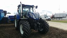 STAINLESS STEEL TRACTOR & PLANT