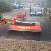NEW 8FT ABBEY TOPPER... JUST IN
