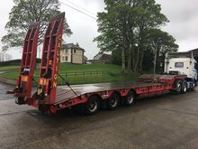 2008 Chieftain Low loader / mac