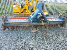 Rabe  3 metre Power Harrow