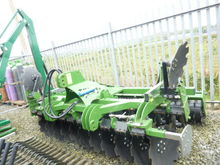 Tolmet 3 metre Disc harrow