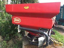 Fertiliser sower