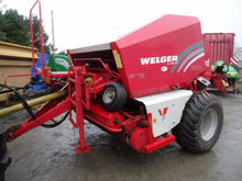 UNRESERVED 2008 Welger RP235 Ro