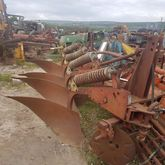 Kyllingstad 4 furrow plough