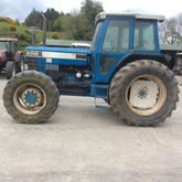 Used Ford 8210 turbo
