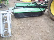 clean deutz fahr disc mower