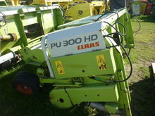 Claas Grass pickup PU300HD for